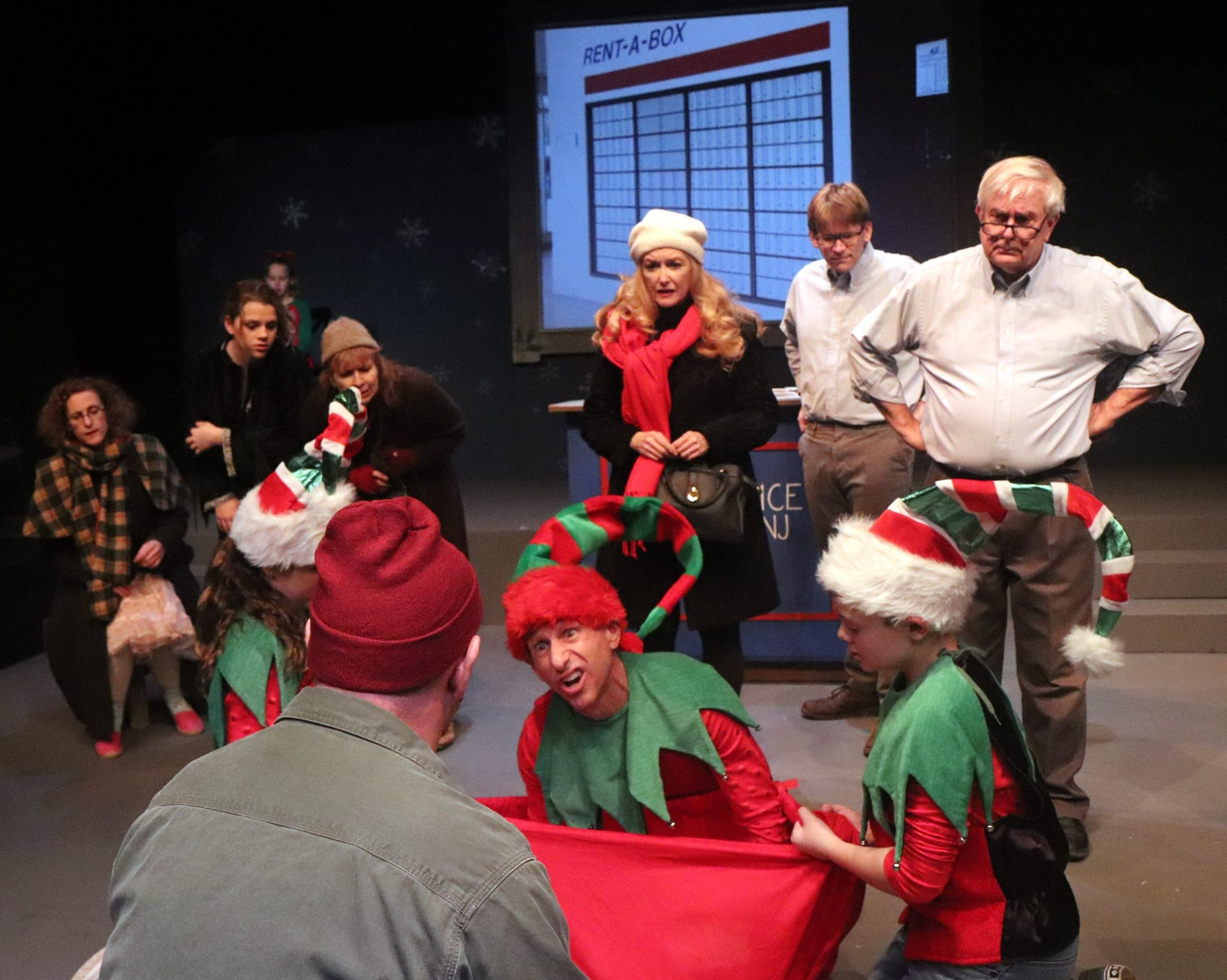 Christmas Cards: Letters to Santa (2017)