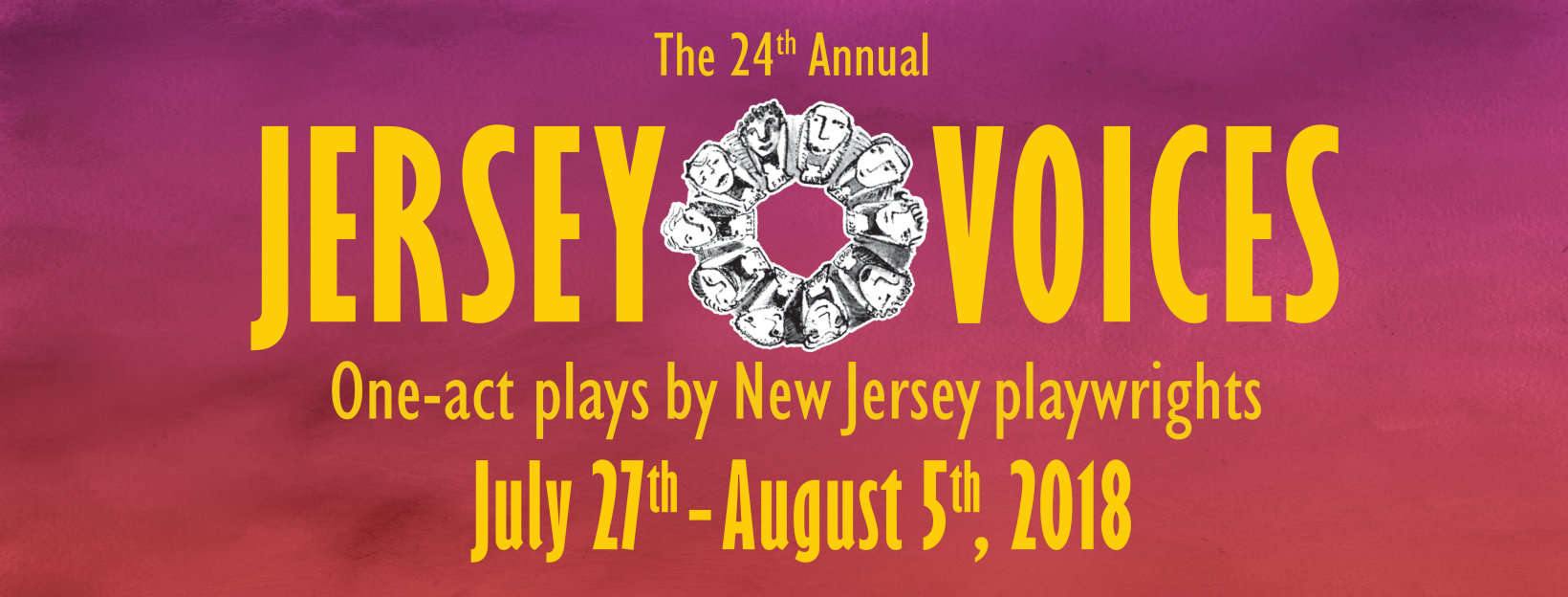 Jersey Voices | Chatham Players