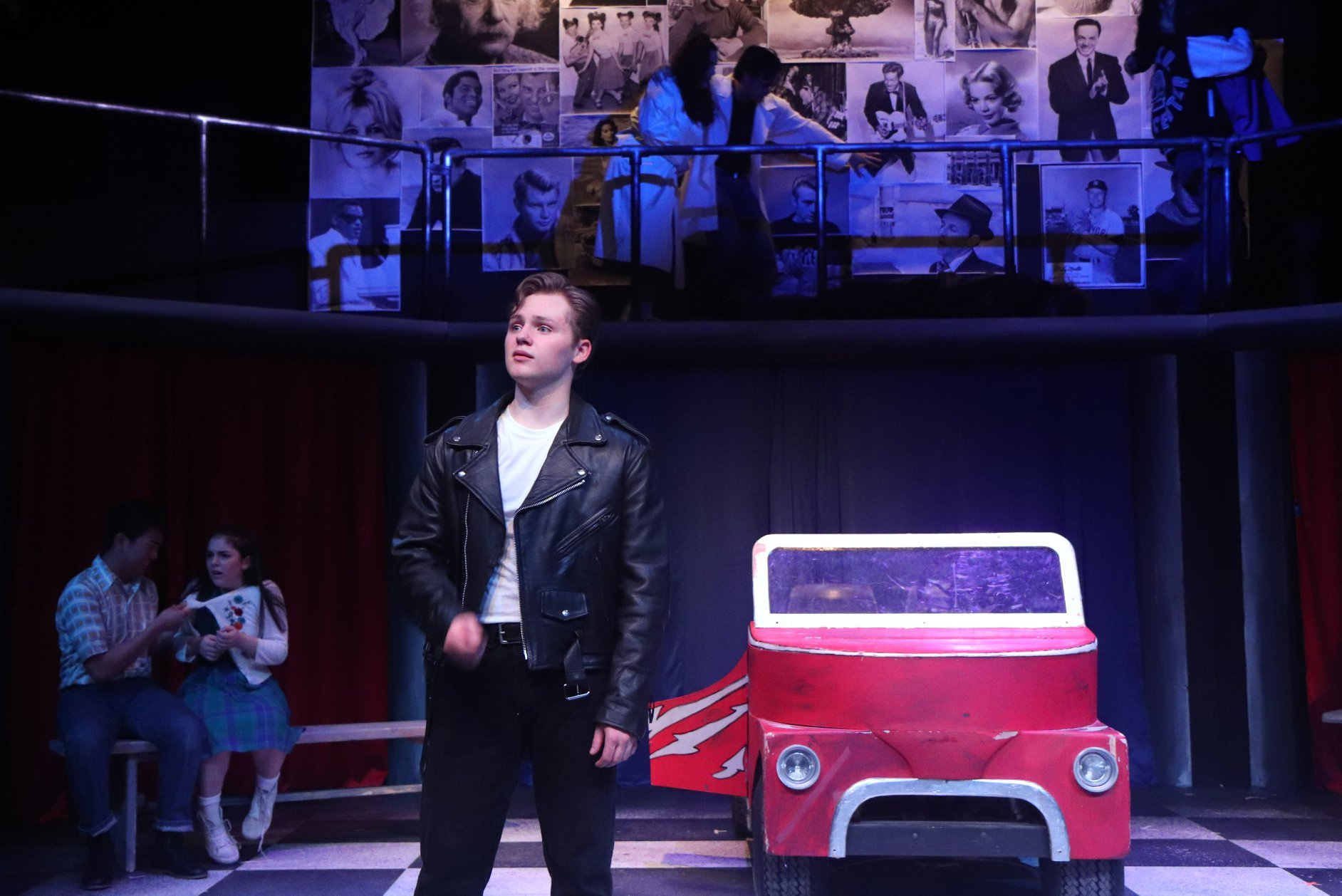 Grease (2018)