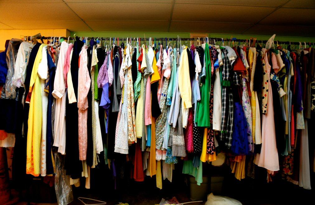 Costume Closet Sale
