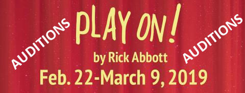 Play On! AUDITIONS