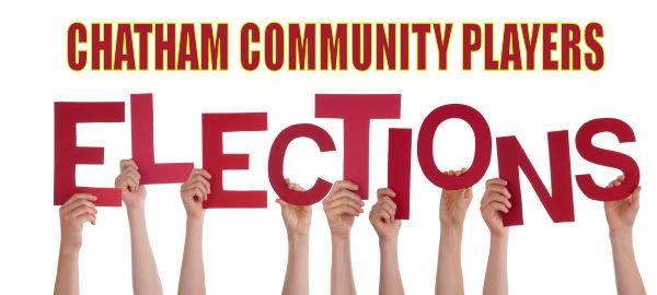 The Chatham Community Players Elections