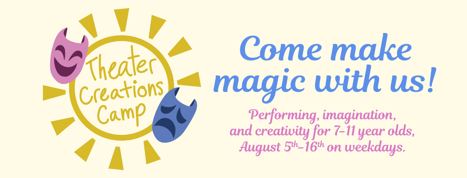 Theater Creations Camp