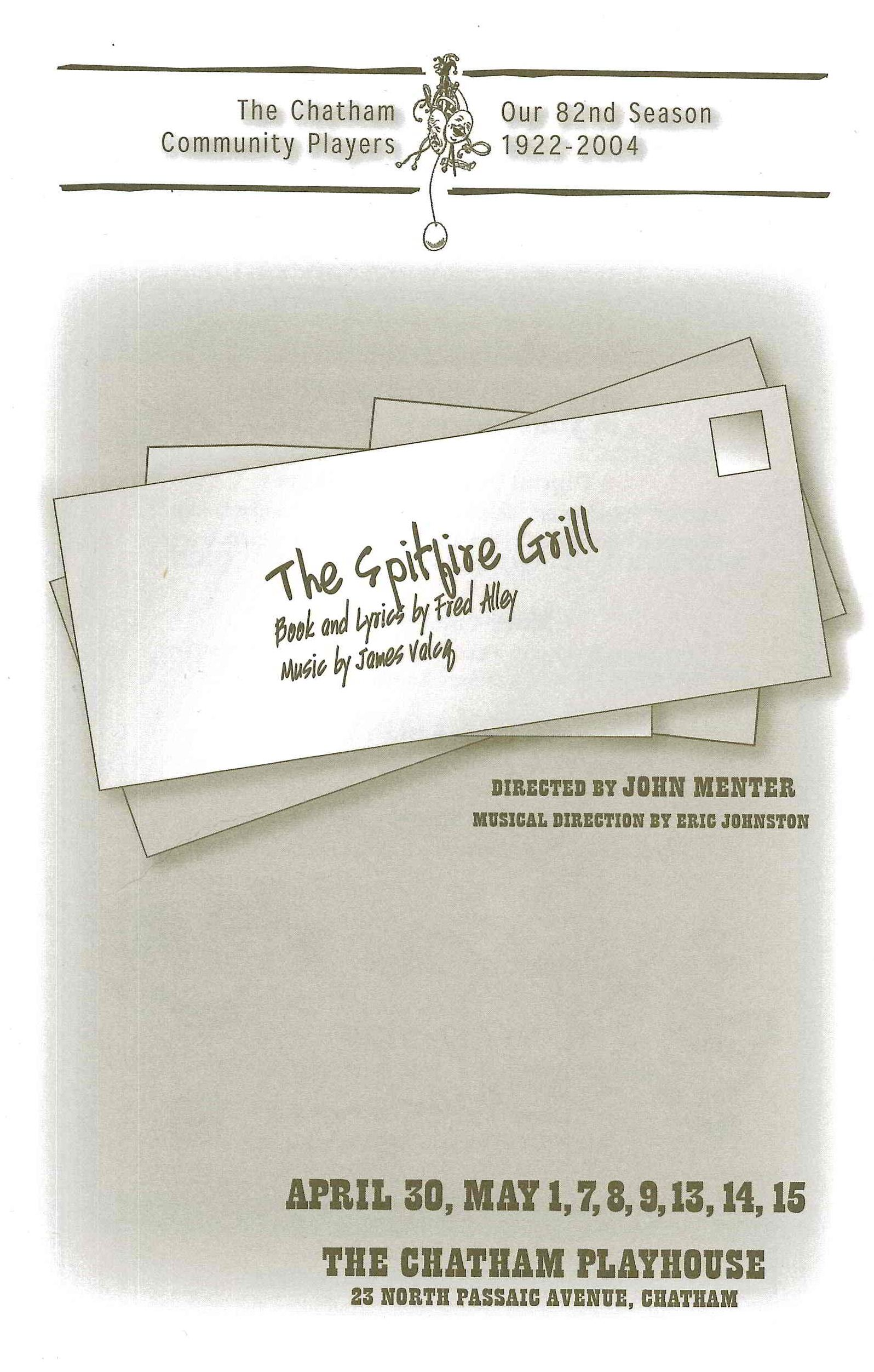 The Spitfire Grill (2004)