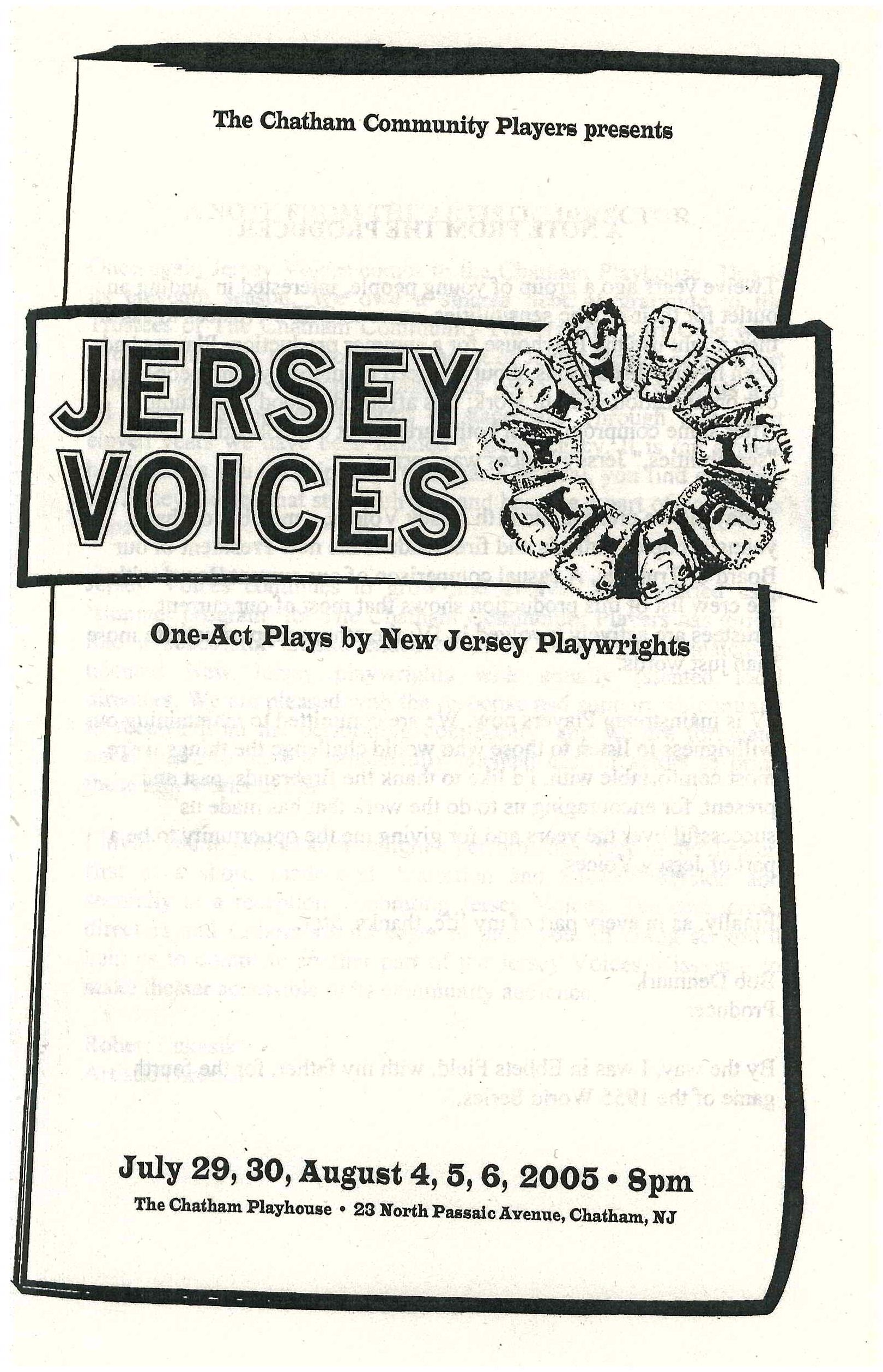 Jersey Voices (2005)