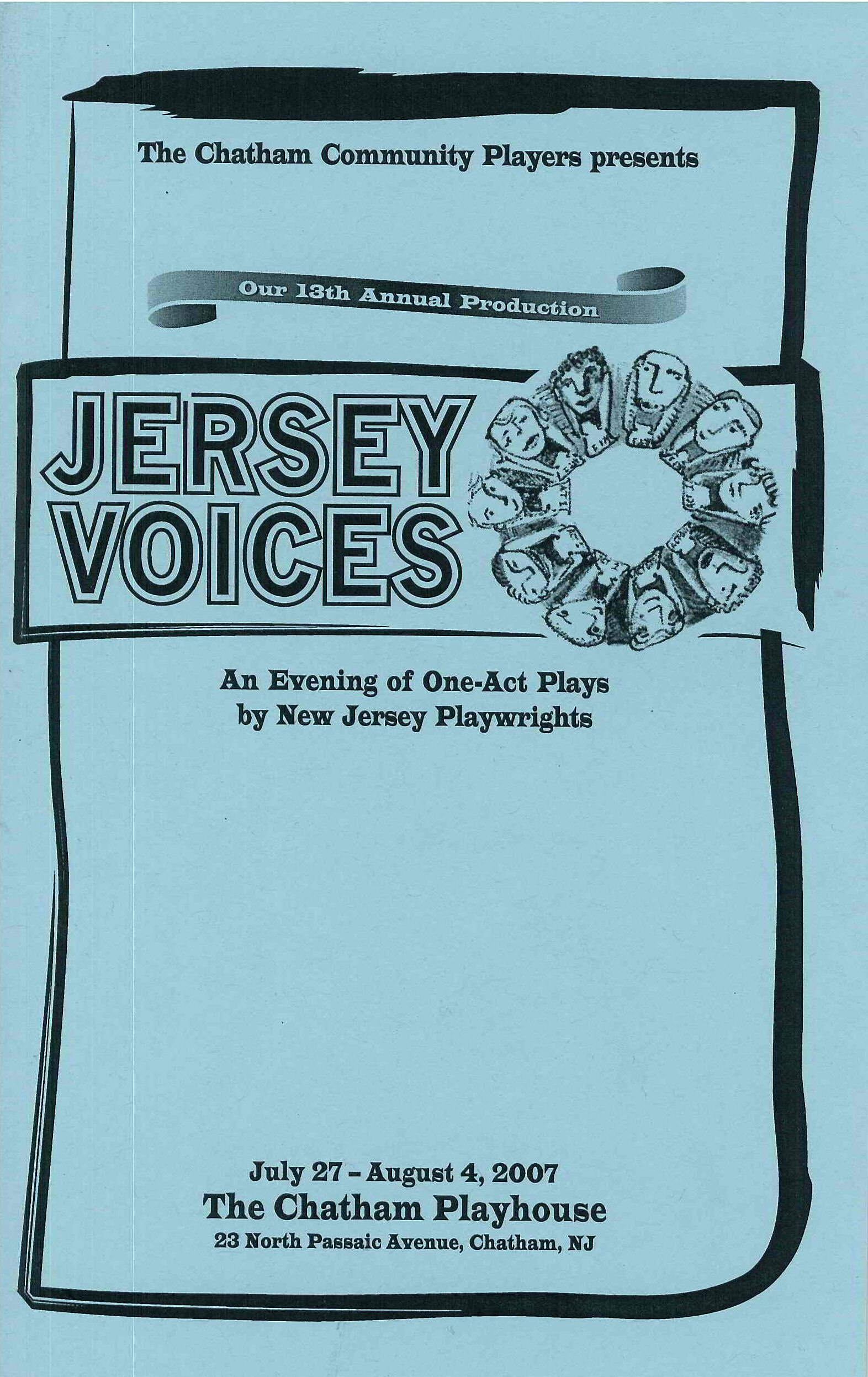 Jersey Voices (2007)