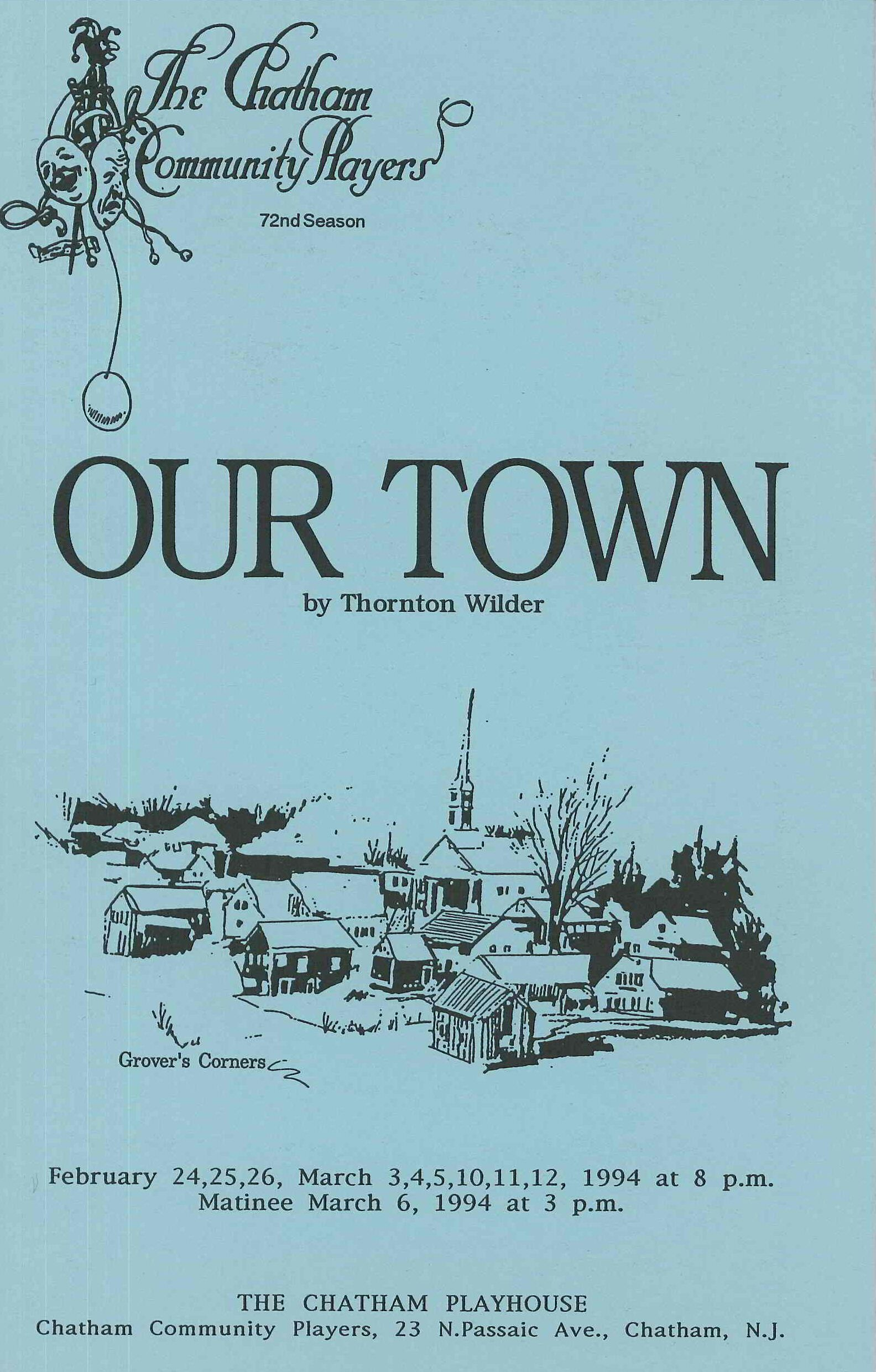Our Town (1994)