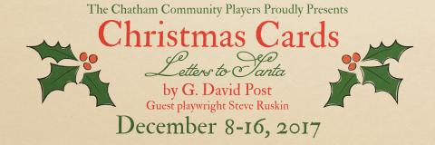 christmas cards letters to santa chatham players