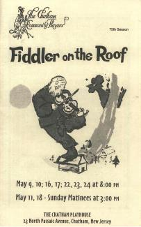 Fiddler on the Roof (1997)