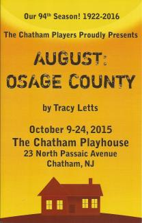 August: Osage County (2015)