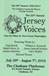 Jersey Voices (2016)