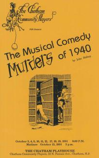 The Musical Comedy Murders of 1940 (1991)